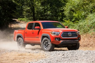 2016 Toyota Tacoma Review Ratings Specs Prices And Photos The Car Connection