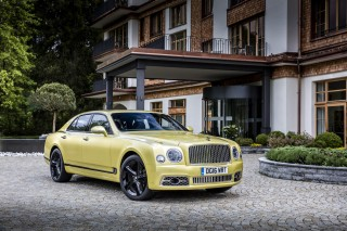 2019 Bentley Mulsanne Photos