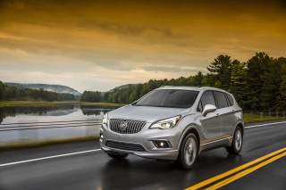 2019 Buick Envision Review Ratings Specs Prices And Photos