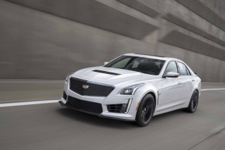 2019 Cadillac Cts V Review Ratings Specs Prices And Photos The