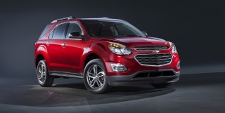 2017 Chevrolet Equinox (Chevy) Review, Ratings, Specs