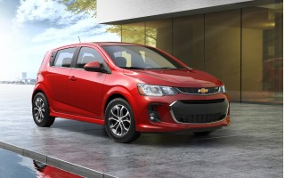 2017 Chevrolet Sonic Chevy Review Ratings Specs Prices And Photos The Car Connection