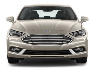 2017 Ford Fusion Energi SE Sedan Front Exterior View