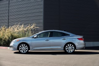 2017 Hyundai Azera Review Ratings Specs Prices And Photos The