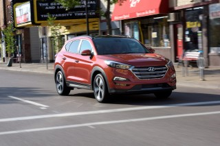 2017 Hyundai Tucson Review Ratings Specs Prices And Photos The Car Connection