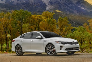 2017 Kia Optima Review Ratings Specs Prices And Photos The Car Connection