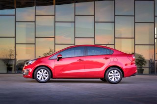 2017 Kia Rio Review, Ratings, Specs, Prices, And Photos   The Car Connection