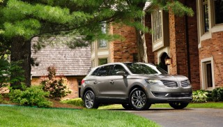 2017 Lincoln Mkx Review Ratings Specs Prices And Photos The Car Connection