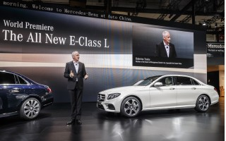 Long-wheelbase Mercedes-Benz E-Class launches in China, Gallery 1 ...