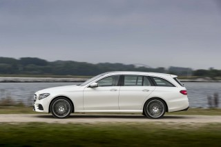 2017 Mercedes-Benz E400 Wagon first drive