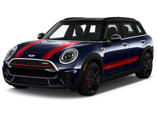 2017 MINI Clubman John Cooper Works ALL4 Angular Front Exterior View