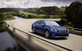 2017 Subaru Legacy Review Ratings Specs Prices And Photos The Car Connection