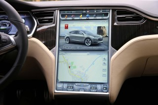 "Patent shows new Tesla ""windows"" operating system"