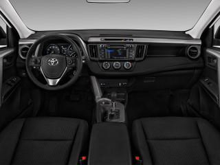 2017 Toyota RAV4 LE FWD (Natl) Dashboard