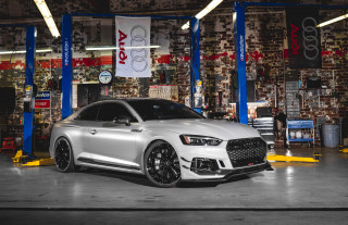 Abt Sportsline readies hot Audi RS 5 and wide-body SQ5 for SEMA