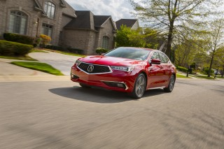 Acura TLX Review Ratings Specs Prices And Photos The Car - 2018 acura tl used