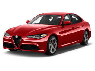 2018 Alfa Romeo Giulia Photos