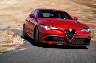 2018 Alfa Romeo Giulia Review Ratings Specs Prices And Photos
