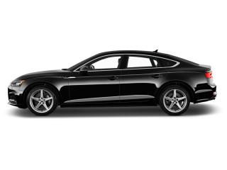 2018 Audi A5 Sportback 2.0 TFSI Premium Side Exterior View