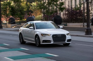 2018 Audi A6 Review Ratings Specs Prices And Photos The Car Connection