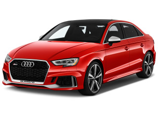 2018 Audi RS 3 2.5 TFSI S Tronic Angular Front Exterior View