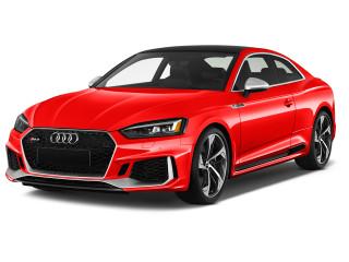 2018 Audi RS 5 Coupe 2.9 TFSI quattro tiptronic Angular Front Exterior View