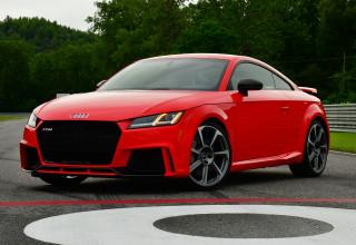 2018 Audi TT RS