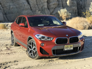 New headrest design bumps 2018 BMW X2 to Top Safety Pick