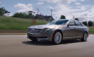 2018 Cadillac CT6 Super Cruise demonstration