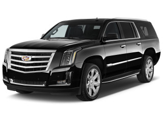 Best Gas Prices >> 2019 Cadillac Escalade ESV Review, Ratings, Specs, Prices, and Photos - The Car Connection