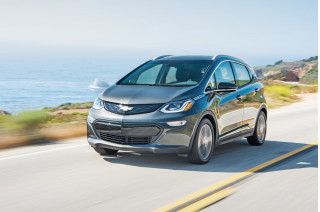 Chevy recalls some Bolt EVs, Volts over supplier brake issues