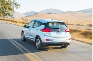 GM to expand Chevy Bolt EV sales, bring battery production to US