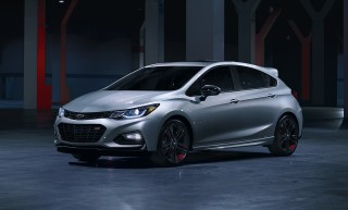 2018 Chevrolet Cruze Chevy Review Ratings Specs Prices And Photos The Car Connection