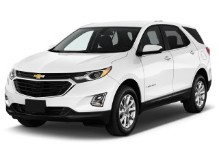 2018 Chevrolet Equinox Photos