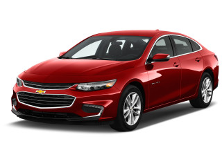 2018 Chevrolet Malibu Photos