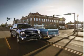 2018 Chevrolet Silverado 1500 Centennial Edition