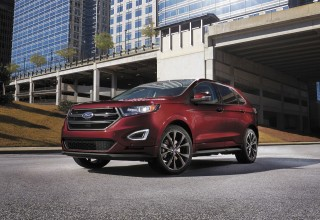 Ford issues 3 recalls: Over 500,000 Ford Edge, Lincoln MKX crossovers affected