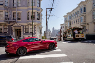 Bullitt's Broadway Revisited: The two worlds for the iconic Ford Mustang and San Francisco