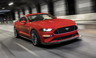 2018 Ford Mustang GT becomes a handling demon with Performance Pack Level 2