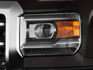 "2018 GMC Sierra 2500HD 2WD Crew Cab 153.7"" SLT Headlight"