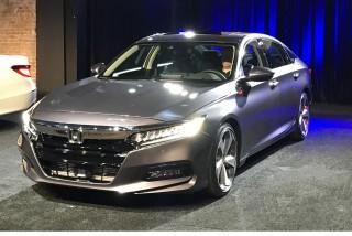 2018 honda accord. delighful accord smart money is still in sedans 2018 honda accord revealed gallery 1   motorauthority intended honda accord