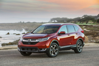 2018 Honda CR V Review, Ratings, Specs, Prices, And Photos   The Car  Connection