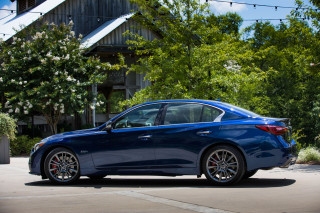 2018 Infiniti Q50 Review Ratings Specs Prices And Photos The Car Connection