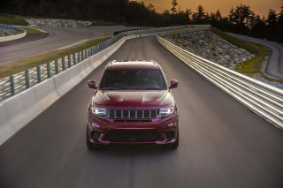 2018 Jeep Grand Cherokee Trackhawk recalled due to floor mats