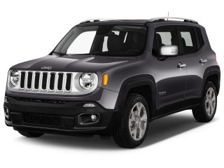 2018 Jeep Renegade Photos