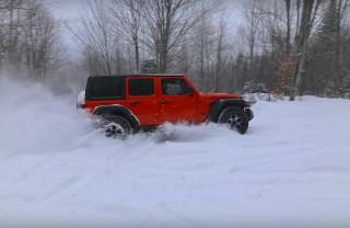 "2018 Jeep Wrangler Rubicon Team O'Neil ""Will it rally?"""