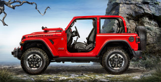 2018 Jeep Wrangler Review Ratings Specs Prices And Photos The Car Connection