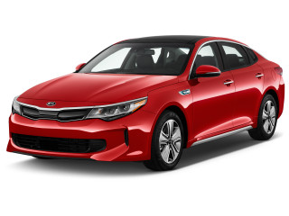2018 Kia Optima Hybrid Photos