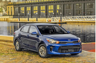 2018 Kia Rio's added safety tech earns IIHS Top Safety Pick+ award