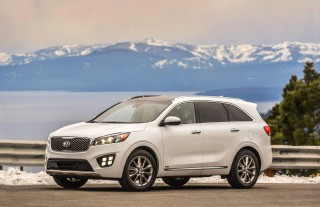 Kia smothers plans to bring Sorento diesel to America
